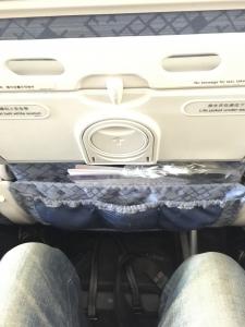 機内シート